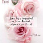 Deus faz o impossível…