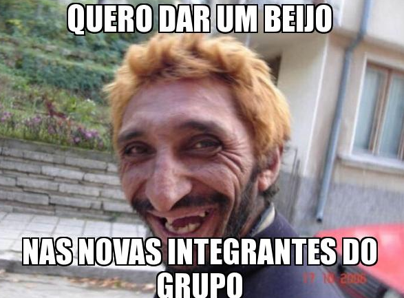 Novas Integrantes Do Grupo