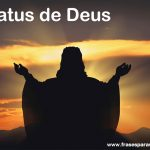 50 Status de Deus