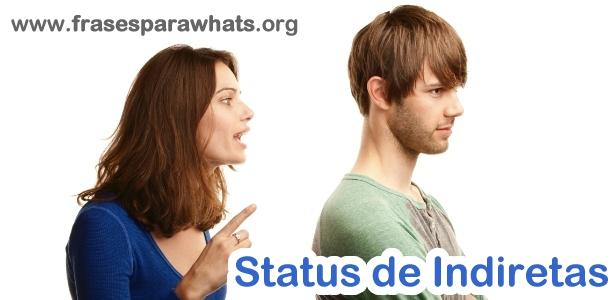 Quando A Ignorância Fala A Inteligência Não Dá Palpite: 150 Status De Indiretas