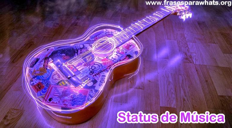 Status de Músicas