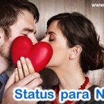 60 Status para Namorado