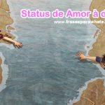 Status de Amor à distância