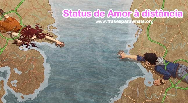 status-de-amor-a-distancia