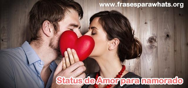 Status de amor para namorado