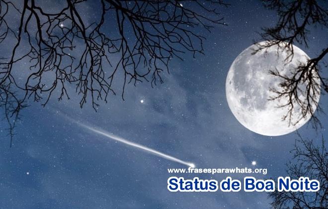 status-de-boa-noite