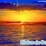 Status de Bom dia