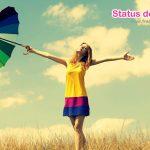 65 Status de Felicidade