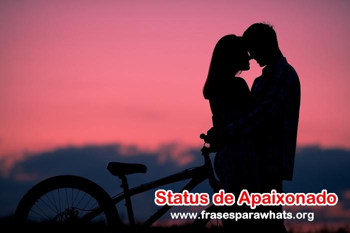 status de apaixonado