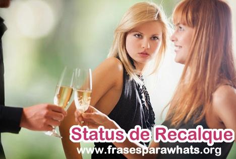 status de recalque whatsapp