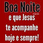 Jesus te acompanhe