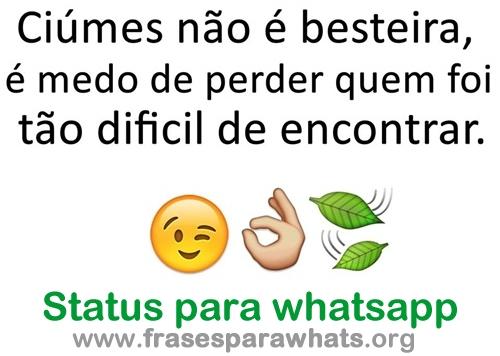 Status criativos para whatsapp