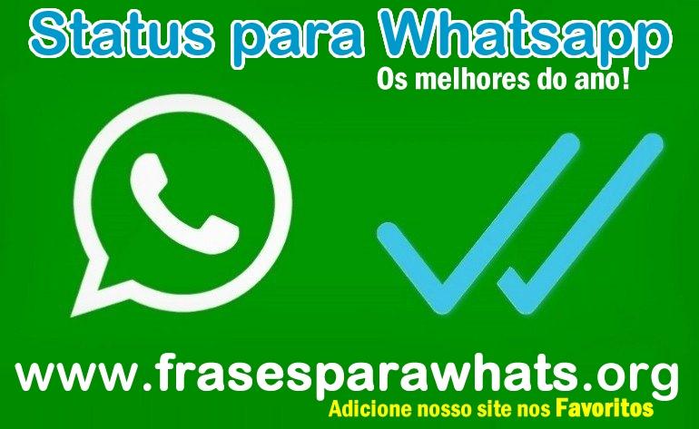200 Status para whatsapp (os melhores)