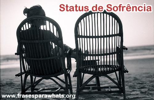 Status de Sofrência