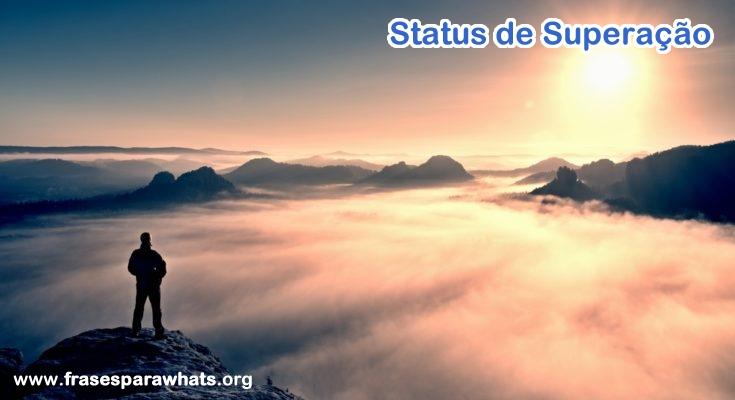 status de superação